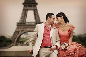 Свадьба по-французски: утонченность и изысканность