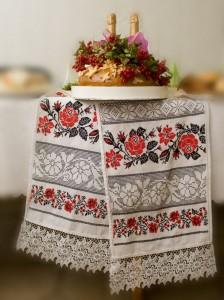 Традиция свадебного рушника